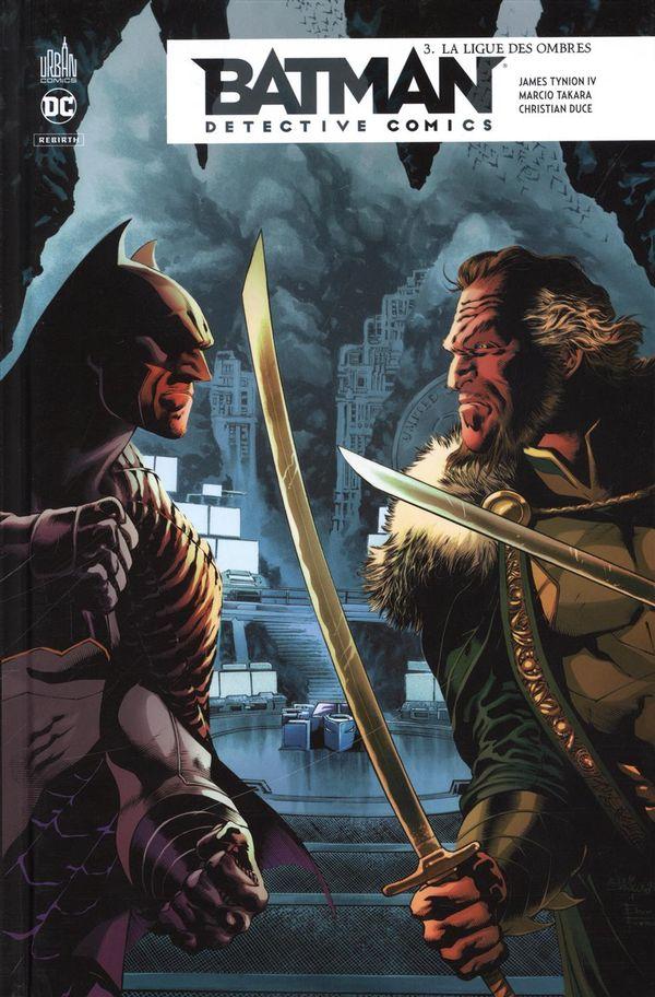 Batman detective comics 03 : La ligue des ombres