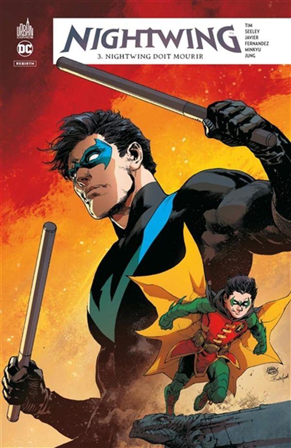 Nightwing rebirth 03 : Nightwing doit mourir