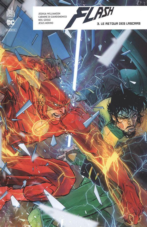Flash rebirth 03 : Le retour des lascars
