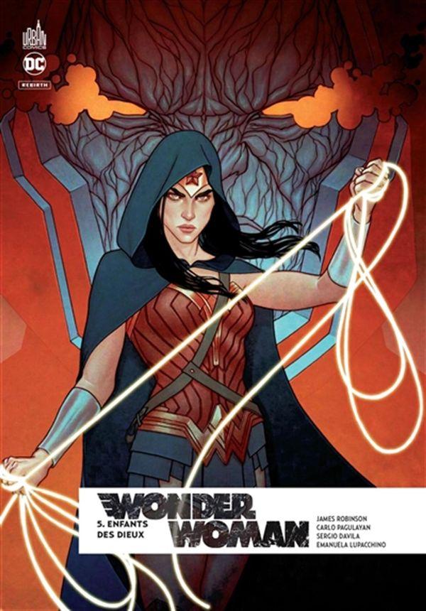 Wonder woman rebirth 05 : Enfants des Dieux
