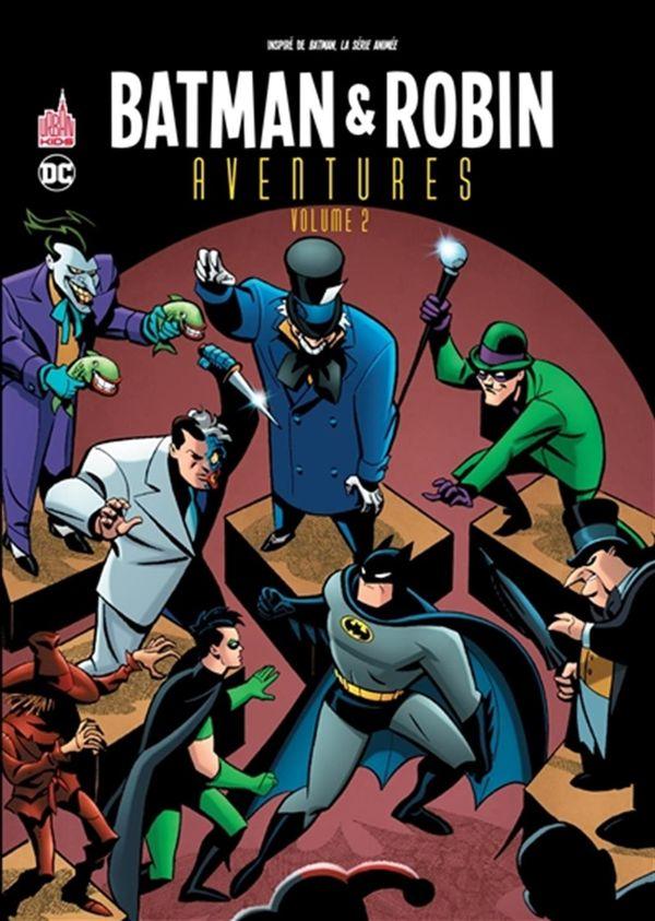 Batman & Robin aventures 02