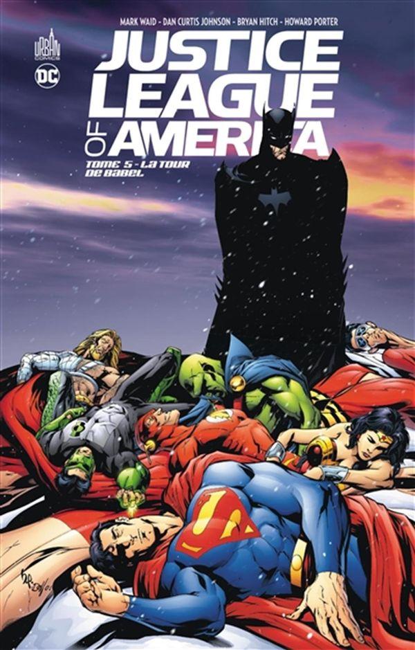 Justice League of America 05 : La tour de Babel