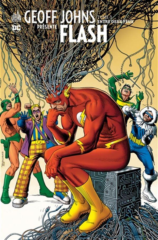 Geoff Johns présente Flash 03 Entre deux feux