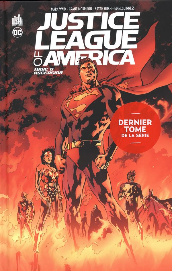Justice League of America 06 : Ascension