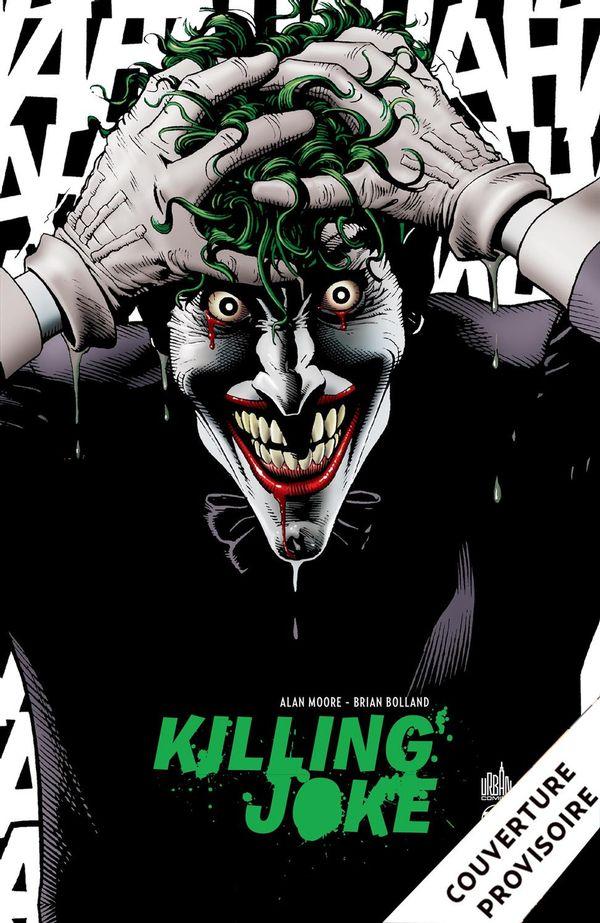 Batman 80 - Killing Joke édi limitée
