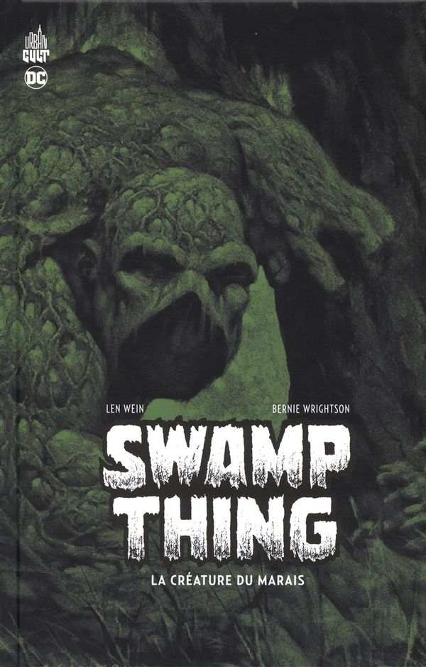 Swamp thing : La créature du marais