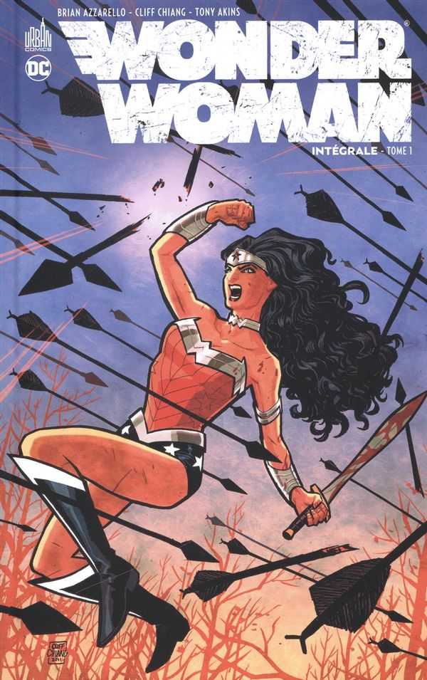 Wonder woman intégrale 01