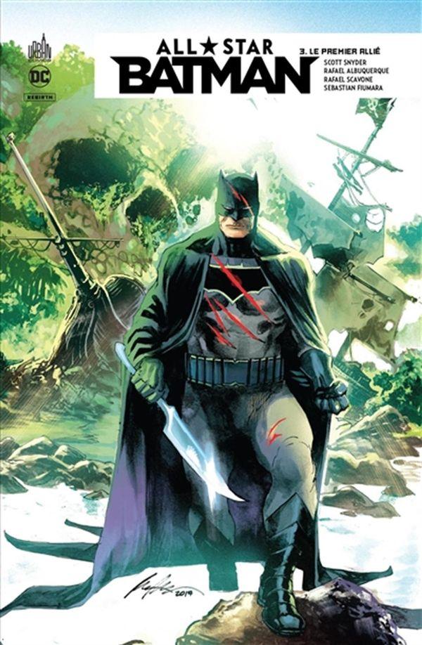All Star Batman Rebirth 03 :  Le premier allié