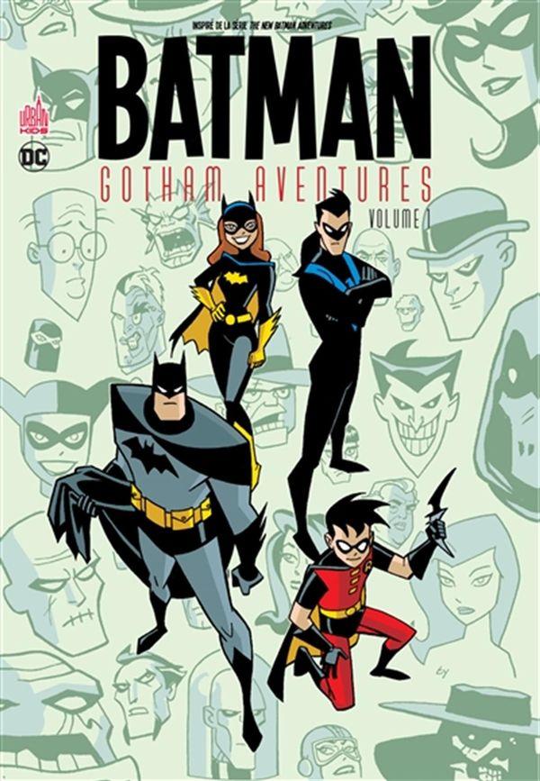 Batman Gotham Aventures 01