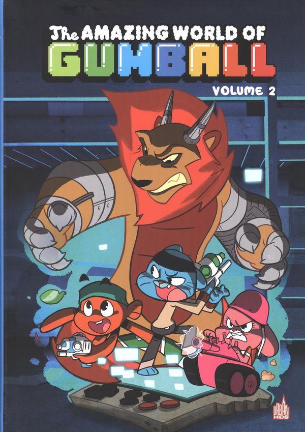 Le monde incroyable de Gumball 02