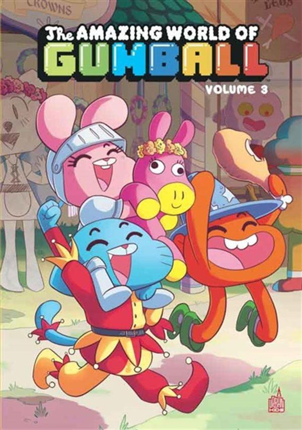Le monde incroyable de Gumball 03