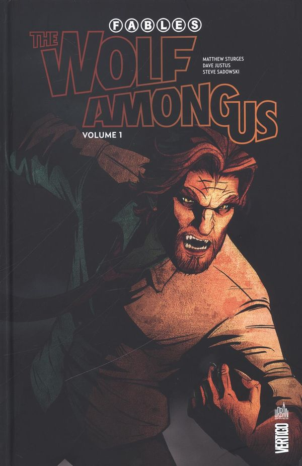Fables - The wolf among us 01