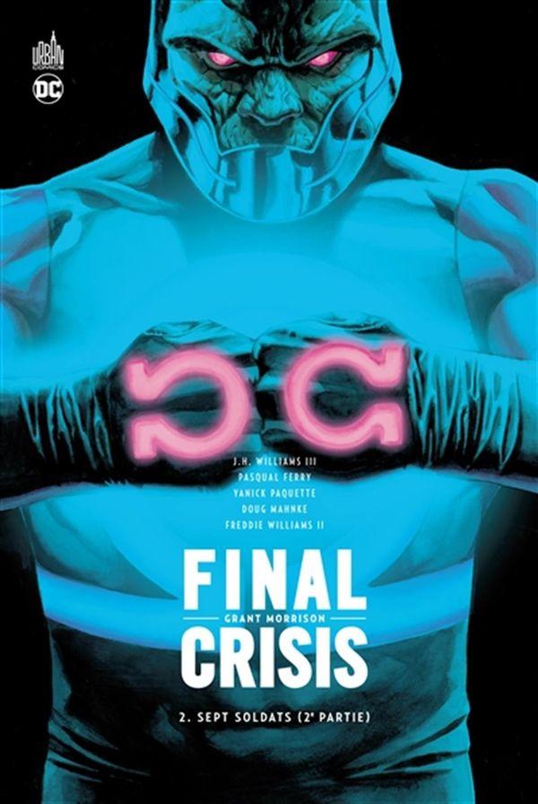 Final crisis 02 : Sept soldats 2e partie