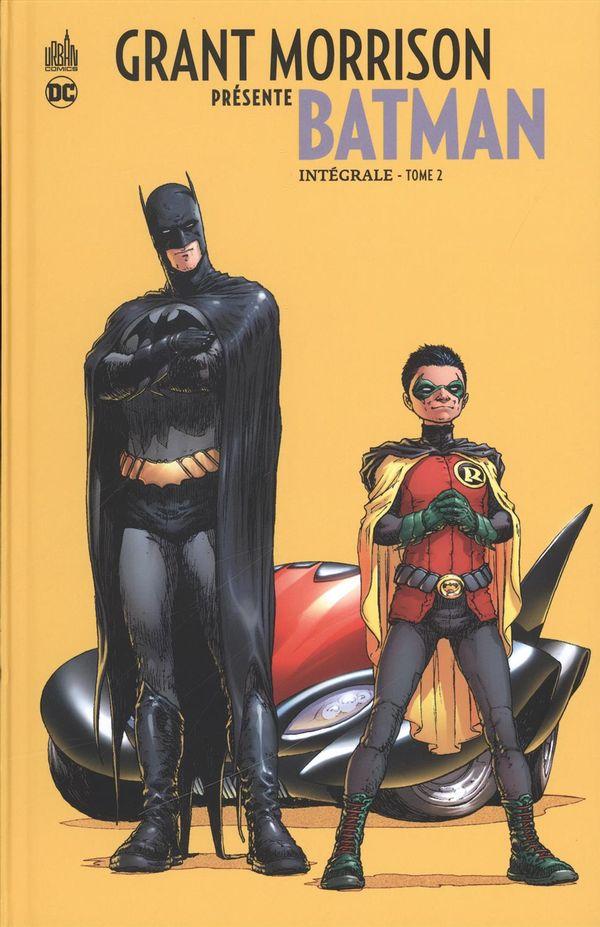 Grant Morrison présente Batman intégrale 02