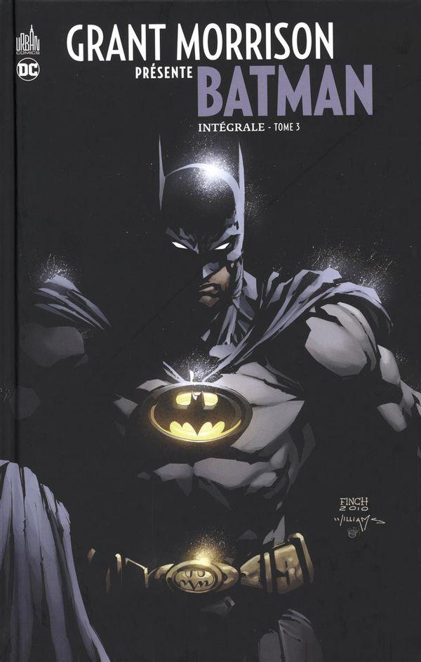 Grant Morrison présente Batman intégrale 03