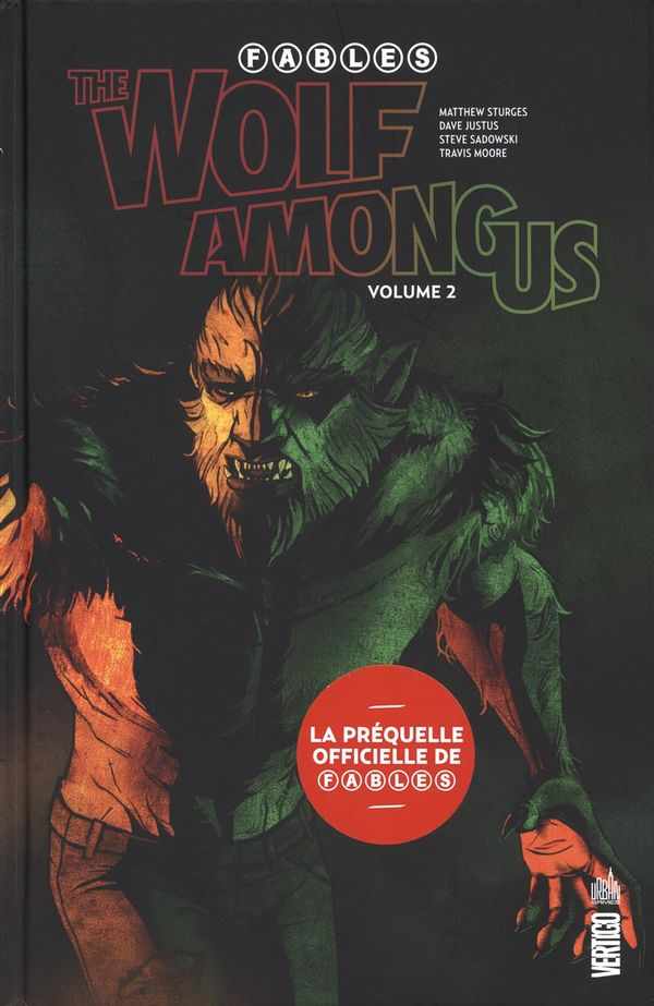 Fables - The Wolf among US 02