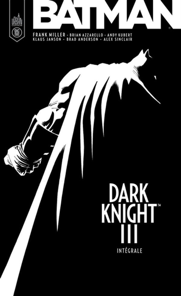 Batman Dark Knight III intégrale