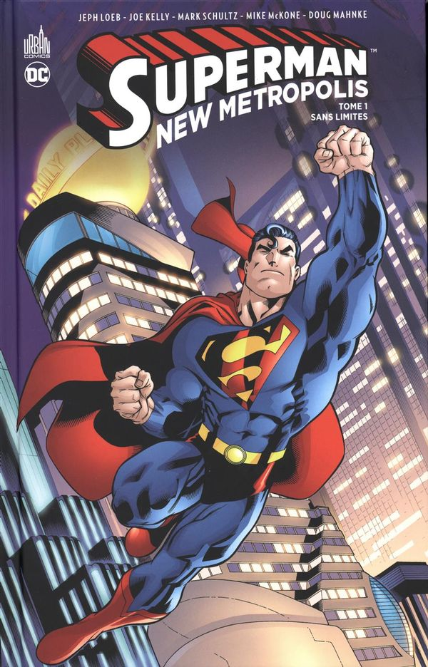 Superman - New Metropolis 01 : Sans limites