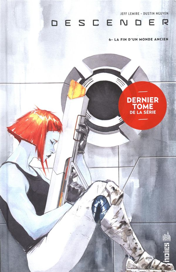 Descender 06 : La fin d'un monde ancien