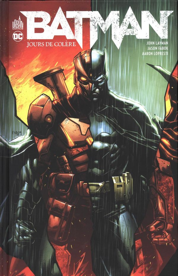 Batman jours de colère