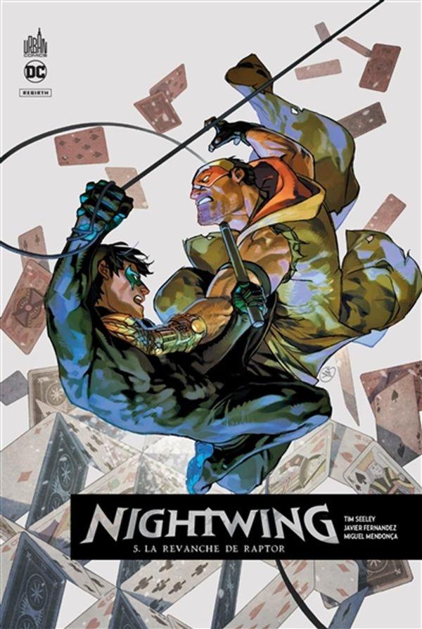 Nightwing rebirth 05 : La revanche de Raptor