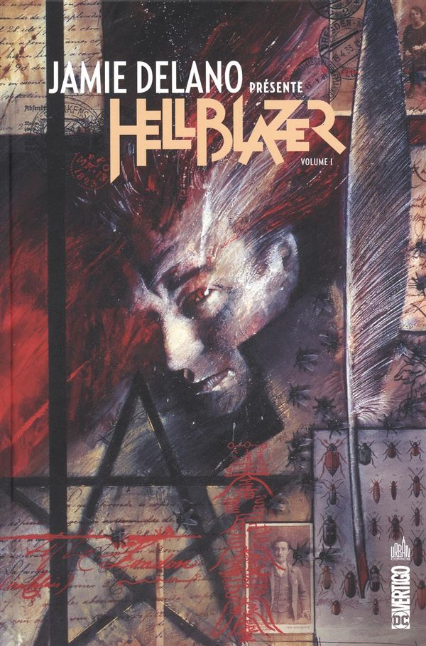 Jamie Delano présente Hellblazer 01