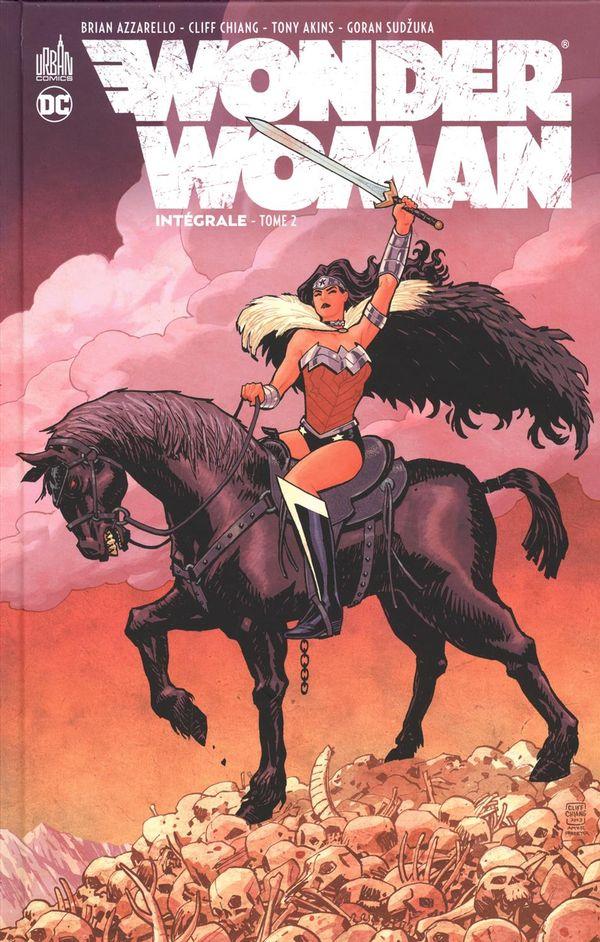 Wonder woman intégrale 02