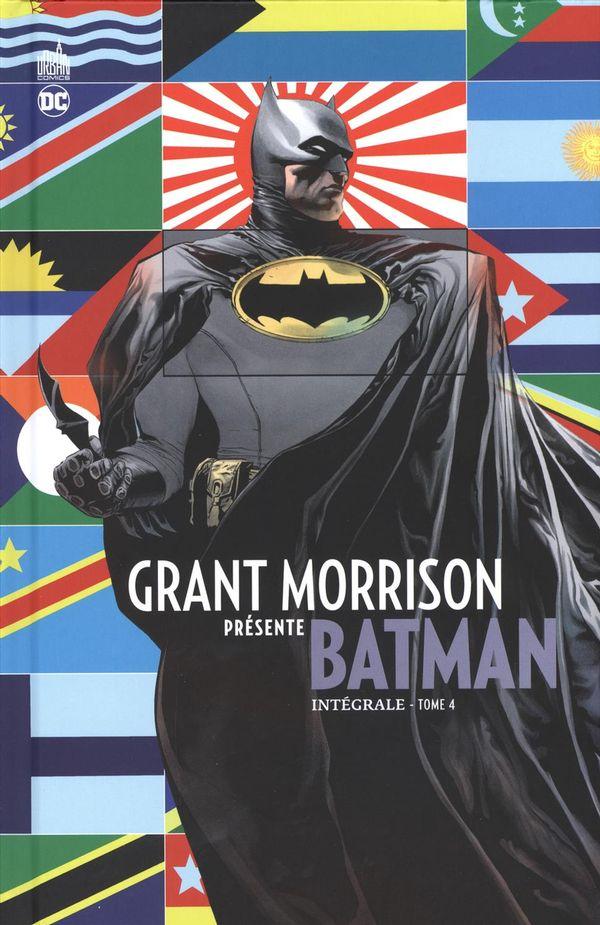 Grant Morrison présente Batman intégrale 04