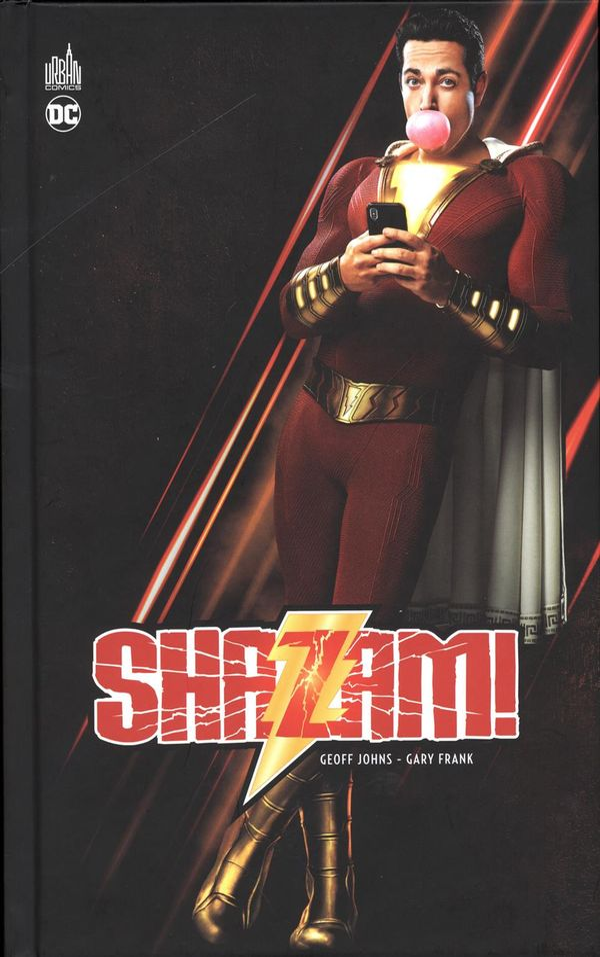 Shazam édition cinéma