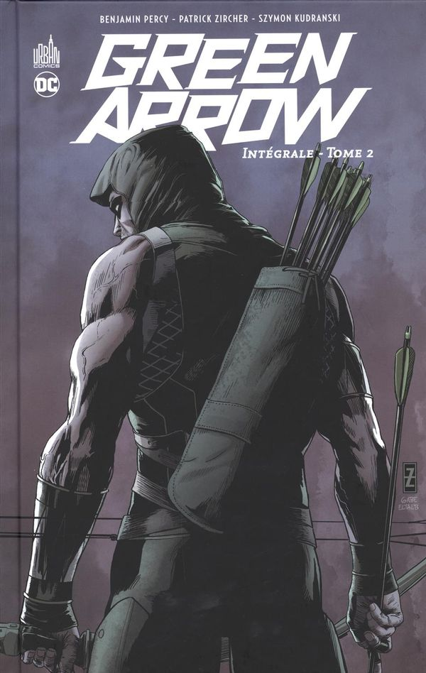 Green Arrow intégrale 02