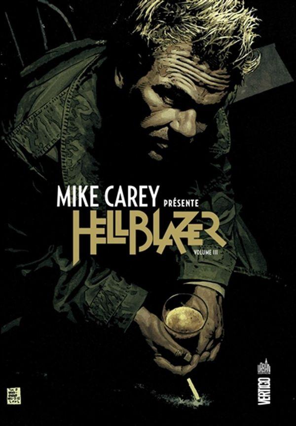 Mike Carey présente Hellblazer 03