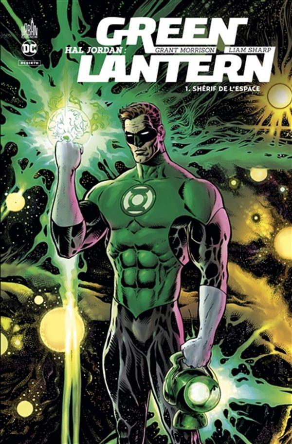 Hal Jordan - Green Lantern 01 : Shérif de l'espace