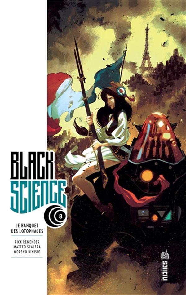 Black Science 08 : Le banquet des lotophages