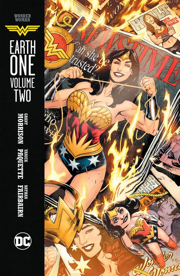 Wonder Woman Terre-un 02