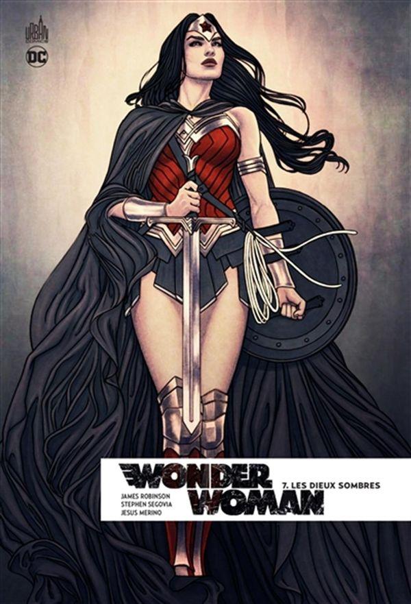 Wonder woman Rebirth 07 : Les Dieux sombres