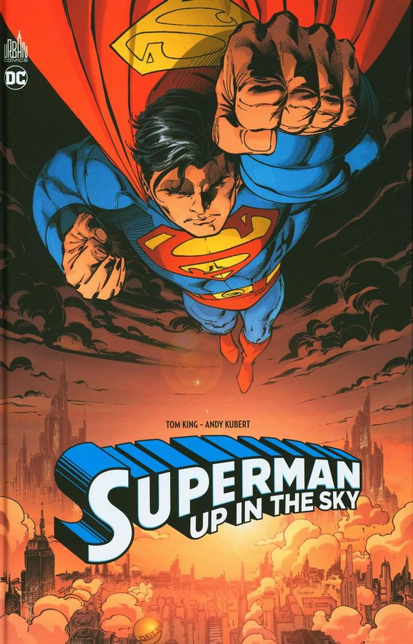 Superman - Up in the sky