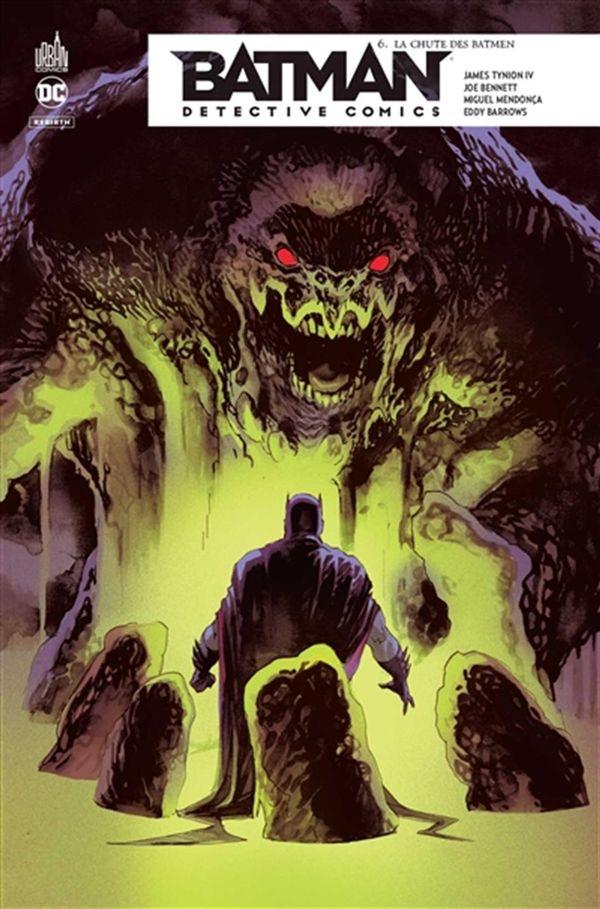 Batman detective comics 06 : La chute des Batmen