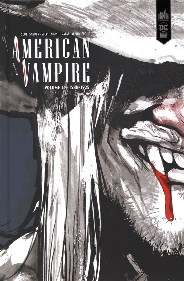 American vampire intégrale 01 : 1588-1925