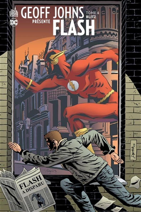 Geoff Johns présente Flash 04