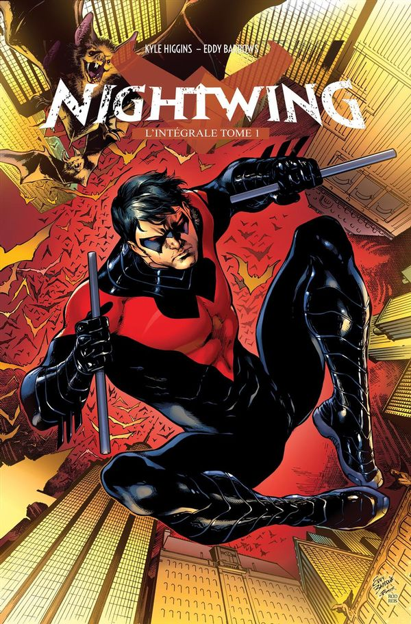 Nightwing intégrale 01