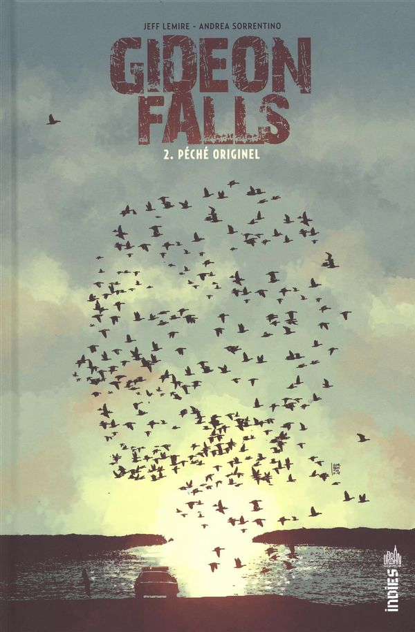 Gideon falls 02 : Péché originel