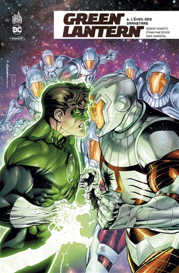 Green Lantern rebirth 06 : L'éveil des Darkstars