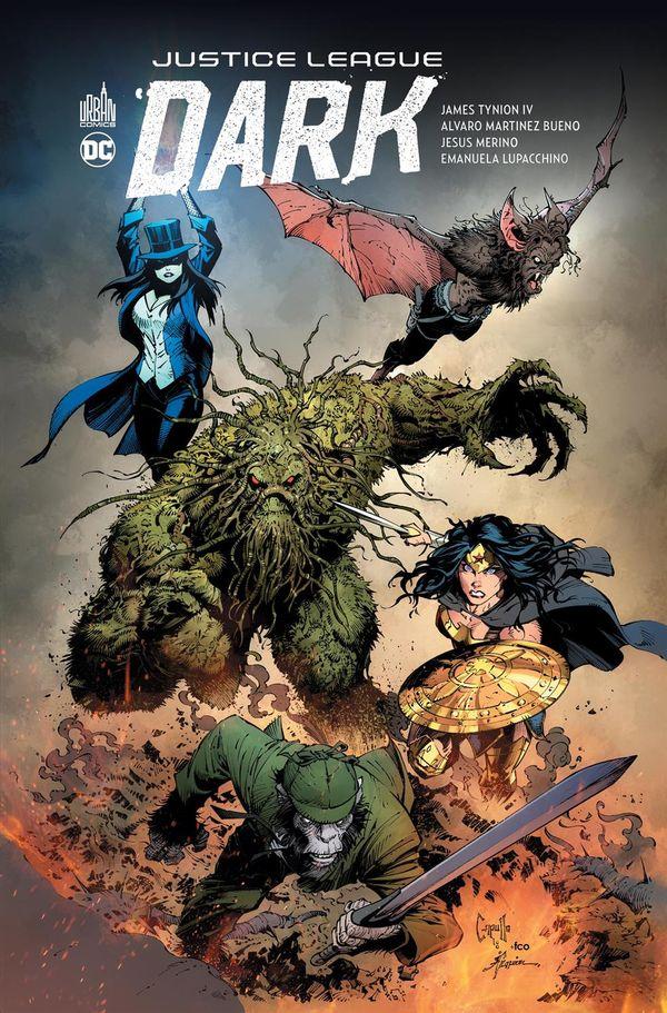 Justice League Dark Rebirth 02 : Les seigneurs de l'ordre
