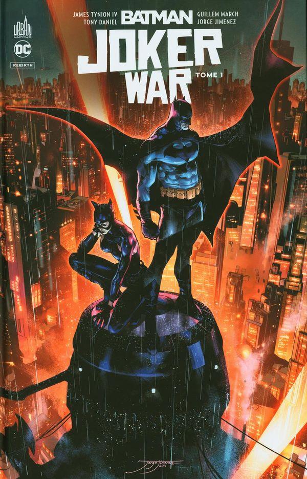 Batman joker War 01