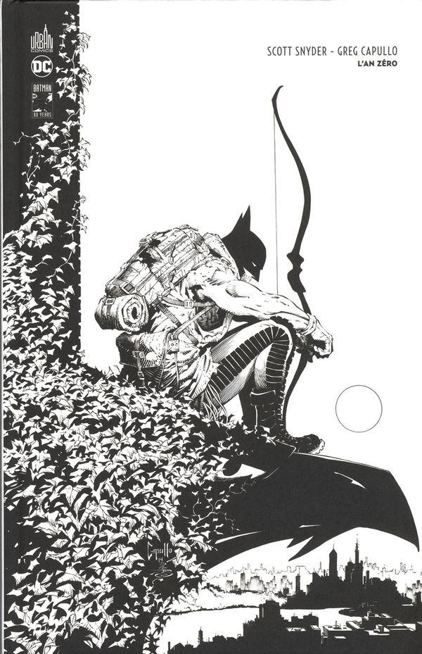 Batman - L'an zéro édition N&B 80 ans