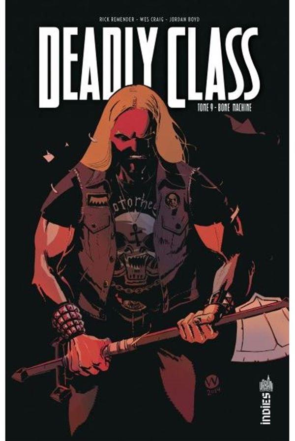 Deadly Class 09 : Bone machine