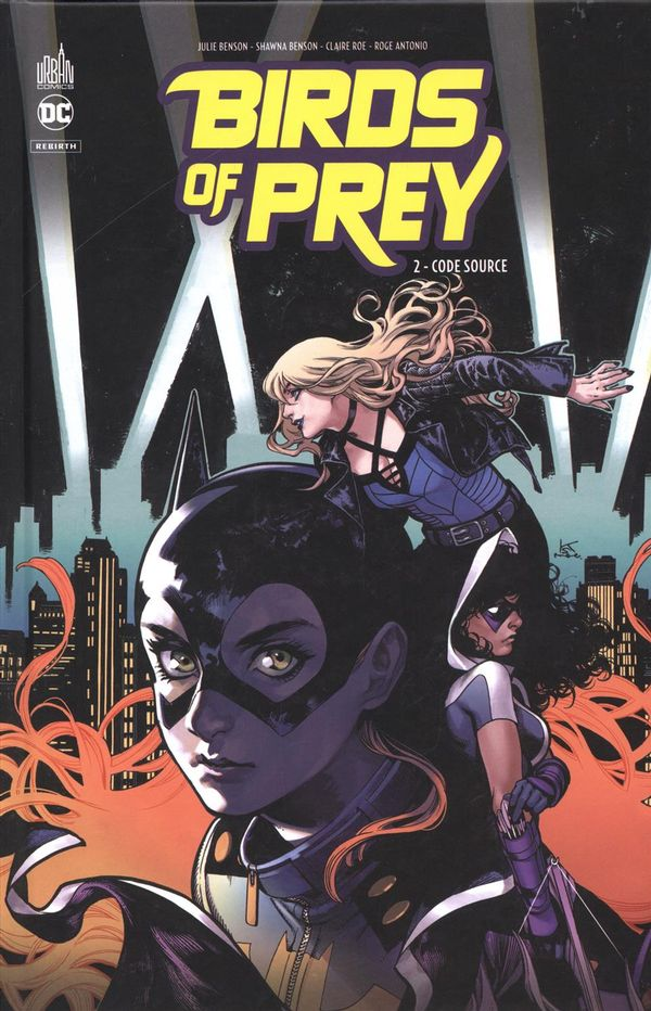 Birds of Prey rebirth 02 : Code source