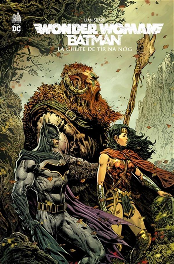 Wonder woman/Batman : La chute de Tir Na Nog