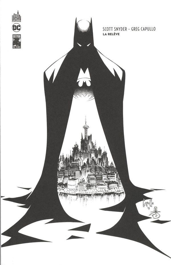 Batman - La relève édition N&B 80 ans
