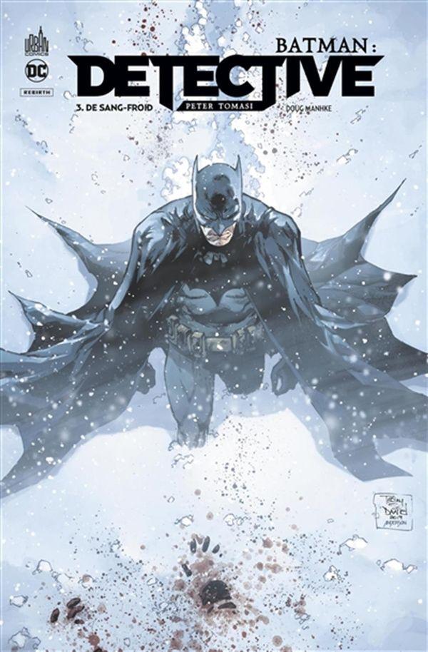 Batman - Détective 03 : De sang-froid